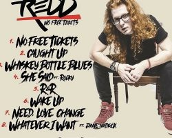 Redd : No Free Tickets – Out Now
