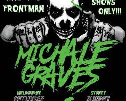 Review: Michale Graves (Former Misfits)
