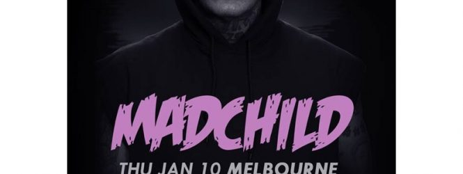 Free Madchild Show in Melbourne – Thursday!