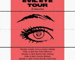 """Pagan """"The Evil Eye"""" Tour"""