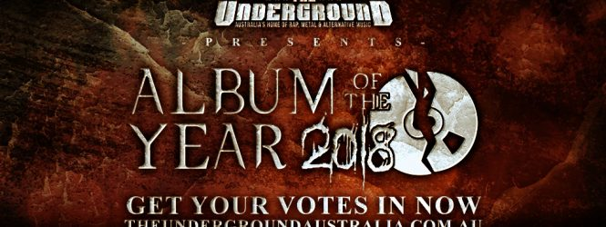 "2018 ""Album of the Year"" Voting – Now Open"