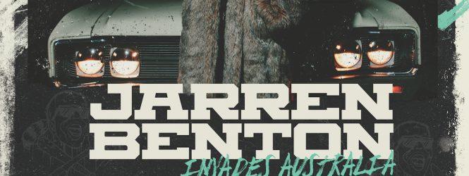 Jarren Benton – Australian Tour