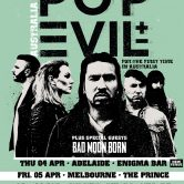 Pop Evil – Australian Tour (Melbourne)