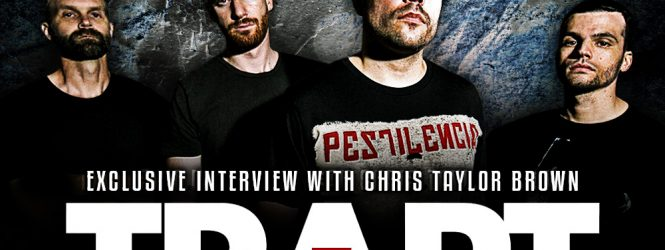 Chris Taylor Brown (Trapt) Interview