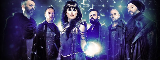 Sharon Den Adel (Within  Temptation) Interview