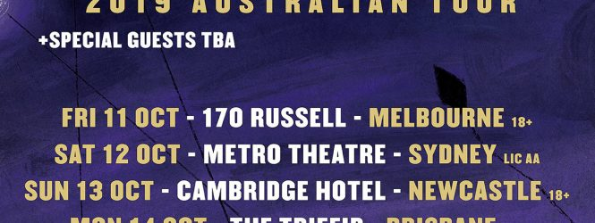 August Burns Red Announce 10 Years Of Constellations 2019 Australian Tour
