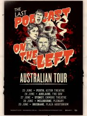 The Last Podcast on the Left – Australian Tour (Adelaide)