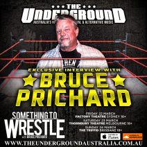 Bruce Prichard – March 17th 2019