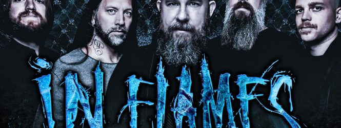Anders Fridén (In Flames) Interview