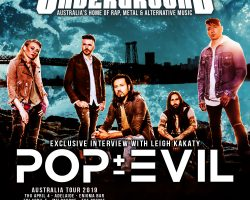 Leigh Kakaty (Pop Evil) Interview & Venue changes