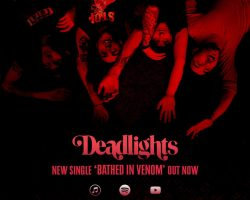 "Deadlights ""Bathed in Venom"" review"