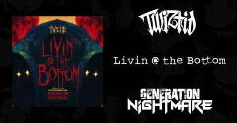 "Twiztid ""Livin @ the Bottom"" lyric video"