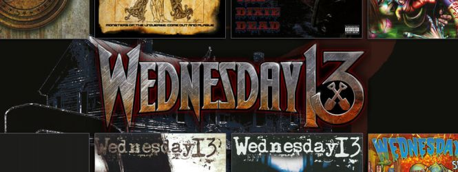 Wednesday 13 re releases on Napalm Records