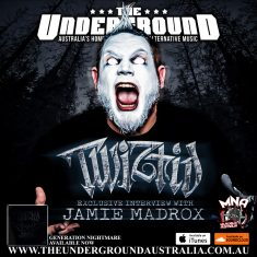 Jamie Madrox (Twiztid) May 2019
