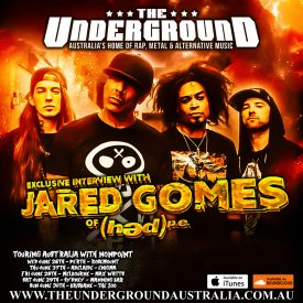 Jared Gomes (Hed PE) June 19th 2019