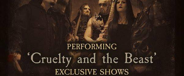 "Cradle of Filth ""Australian/NZ"" Tour"