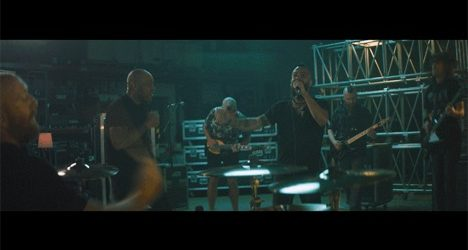 """Killswitch Engage """"The Signal Fire"""" Video"""