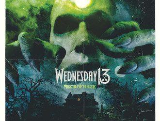 "Wednesday 13 ""Necrophaze"" video & Interview coming soon"