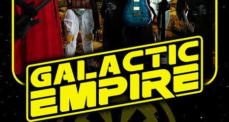 Galatic Empire Australian tour