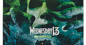 "Wednesday 13 ""Necrophaze"" review"