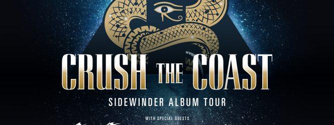"Superheist ""Crush the Coast"" tour"