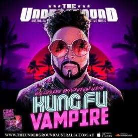 Kung Fu Vampire – September 11th 2019