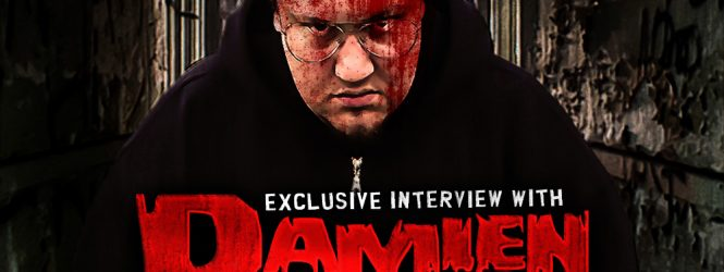 Damien Quinn Interview