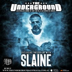 Slaine – November 20th 2019