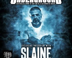 Slaine Interview