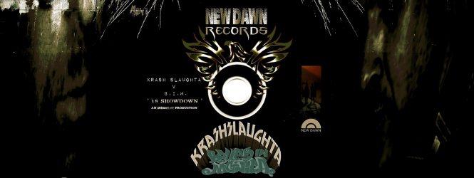 """Krash Slaughta vs B.I.M. """"18 Showdown"""" EP"""