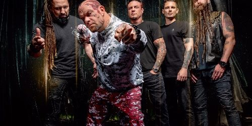 "Five Finger Death Punch ""Inside Out"" video"