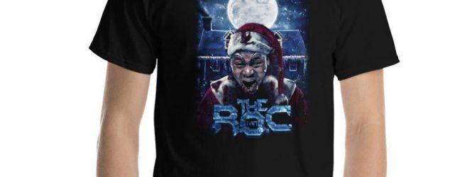 """The R.O.C Underground """"Evil Santa"""" shirt"""