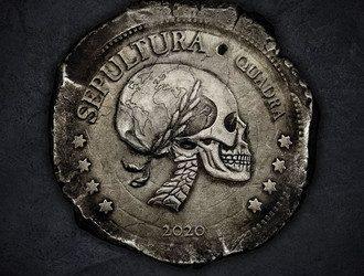 """Sepultura """"Quadra"""" album"""
