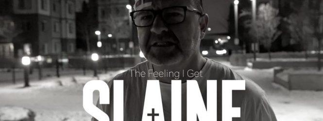 """Slaine """"The Feeling I Get"""" video"""