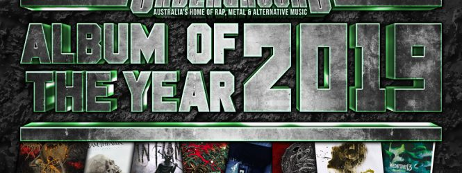10th Annual Underground Album of the Year
