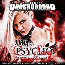J. Irja the Sexy Psycho – January 2020