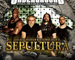 Derrick Green (Sepultura) Interview