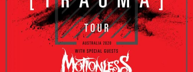 "I Prevail and Motionless In White ""Australian Tour"""