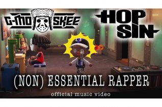 G-Mo Skee ft. Hopsin – Non Essential Rapper