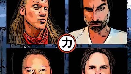KUARANTINE Ft. CHRIS JERICHO – Debut Single 'No No No'