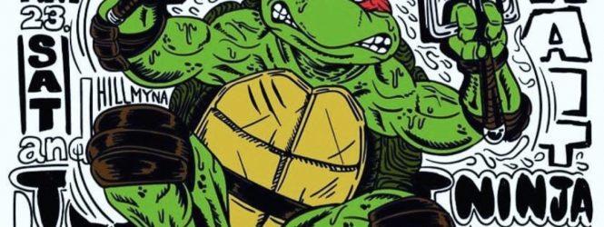 Teenage Mutant Ninja Turtles – Cast Reunion – Tomorrow