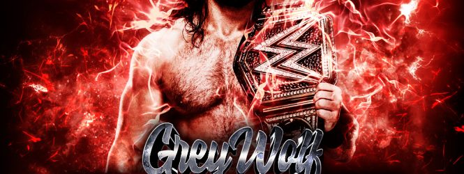 Drew McIntyre returns to Grey Wolf Wrestling