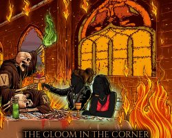 "The Gloom In The Corner ""Warfare"" Out Now"