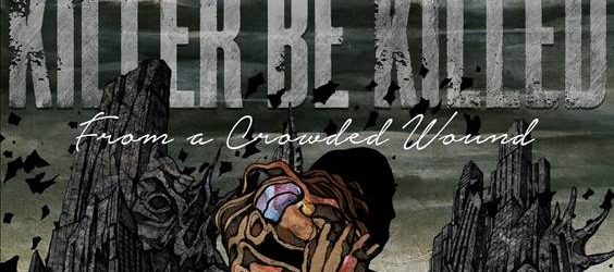 """Killer Be Killed """"From A Crowded Wound"""" Video"""