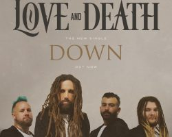 Love and Death – Down (Official Lyric Video)