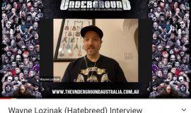 Wayne Lozinak – Interview