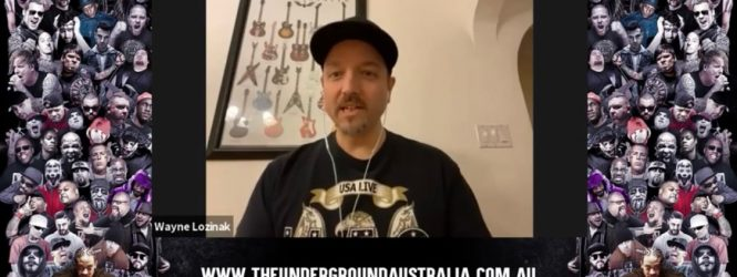 Wayne Lozniak (Hatebreed) Interview