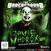 Jamie Madrox (Twiztid) November 2020