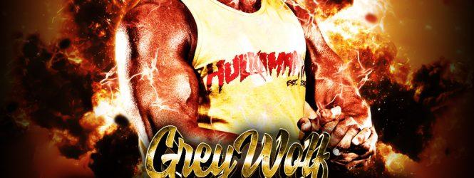 Hulk Hogan on Grey Wolf!