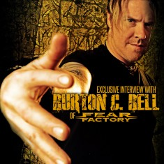 Burton C Bell – October 2014